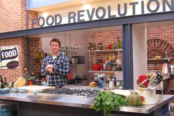 jamie's kitchen | living in a modern world.